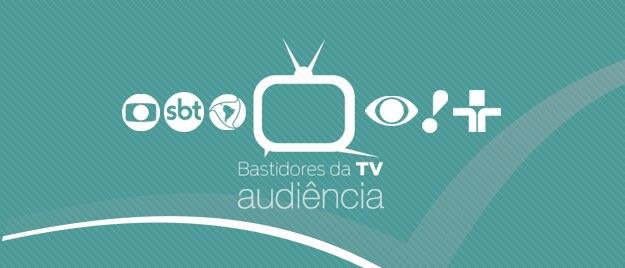 Tabelão de audiência – Terça-feira – (20/02/2018)