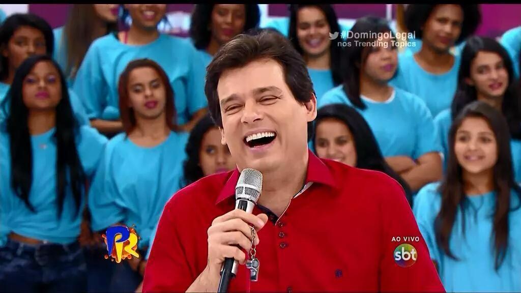 Celso Portiolli tem força para comandar as tardes de sábado da Globo?