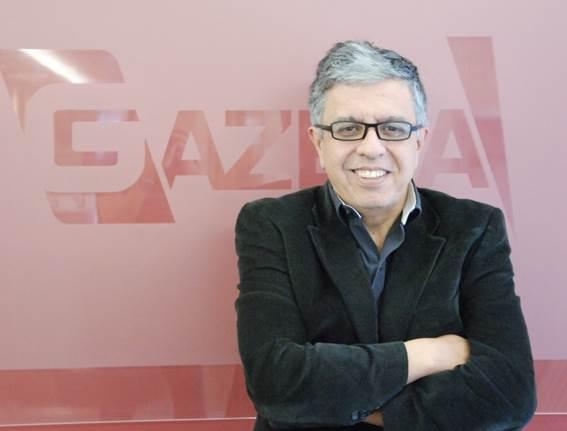 """Ocimar de Castro será o novo diretor do programa """"Mulheres"""", da TV Gazeta. Foto: Gazeta/Ricardo Nóbrega"""