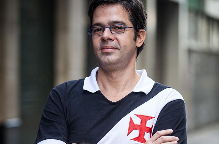 Bruno Mazzeo, filho de Chico Anysio, fará o papel do pai no remake. Foto: Globo/Pedro Curi
