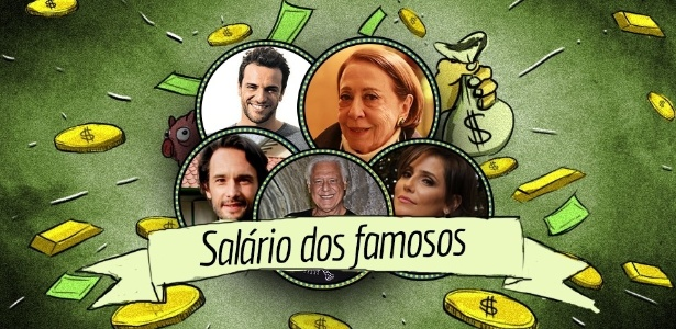 Saiba o valor do salário dos artistas da Globo, da Record e do SBT a512352a8f