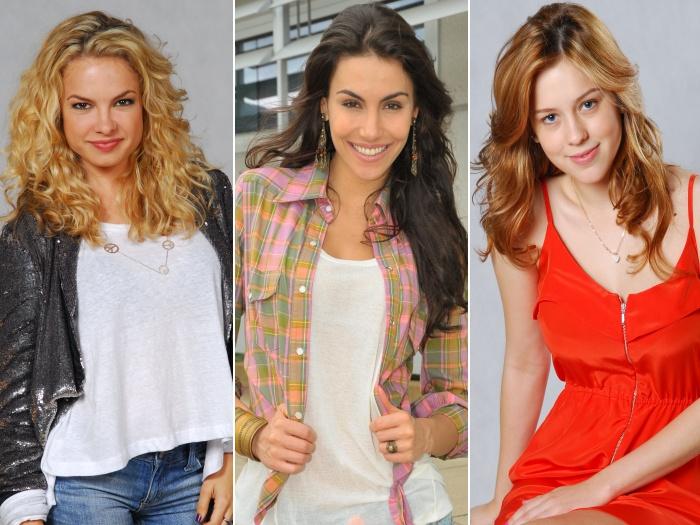 atrizes rebelde
