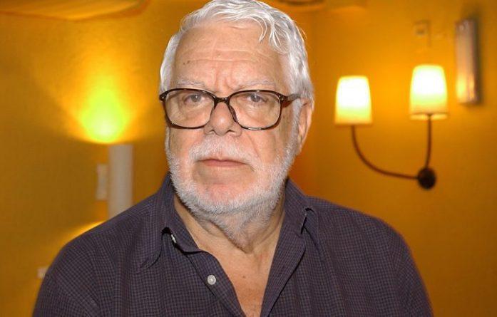 Manoel Carlos, autor de teledramaturgia da Globo. Foto: Reprodução