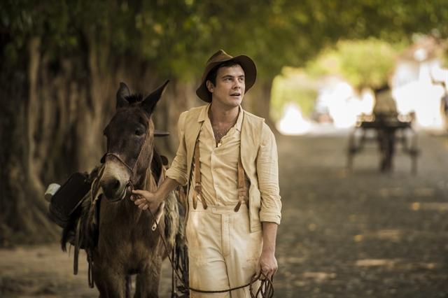 Guizé vive Candinho, protagonista da próxima novela das 18h. Foto: Globo/João Cotta