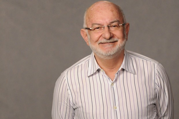 O autor Silvio de Abreu, diretor de teledramaturgia da Globo. Foto: Reprodução