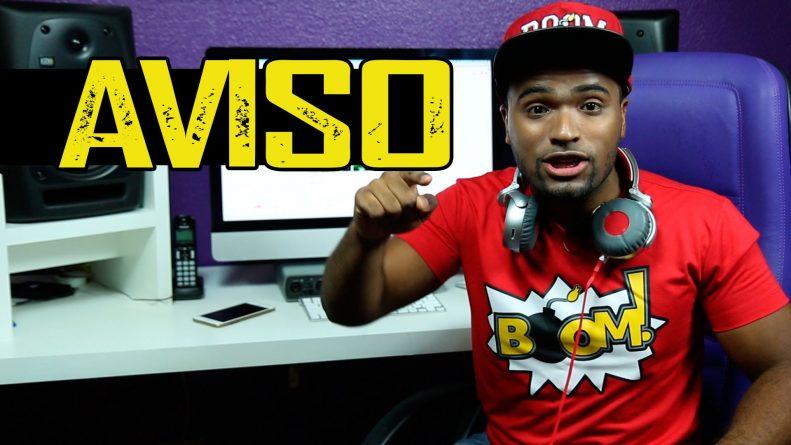 Tiago Fonseca, líder do canal Boom (Imagem: Reprodução/YouTube)