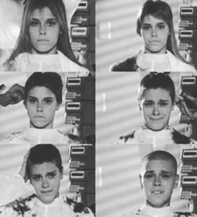 Carolina Dieckmann relembra a personagem Camila em Laços de Família (Foto: Reprodução/Instagram)