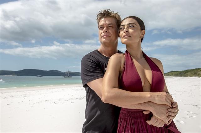 Fabio Assunção e Juliana Paes. Foto: Globo/Renato Rocha Miranda