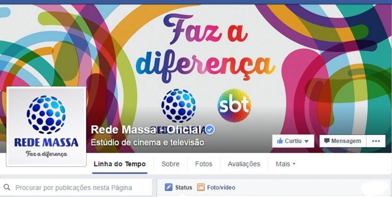 Facebook Rede Massa
