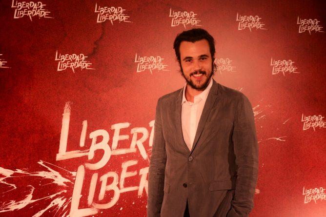 """(Bruno Ferrari será o mocinho Xavier em """"Liberdade, Liberdade""""/Paulo Carvalho/Bastidores Da TV)"""