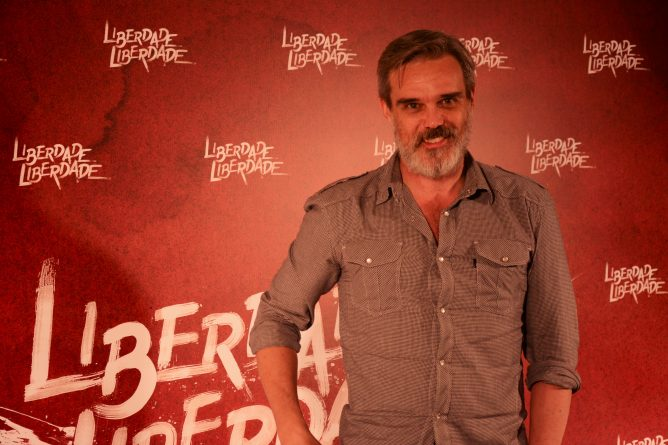 (Dalton Vigh será Raposo, pai de criação de Joaquina/Rosa/Foto: Paulo Carvalho/Bastidores Da TV)