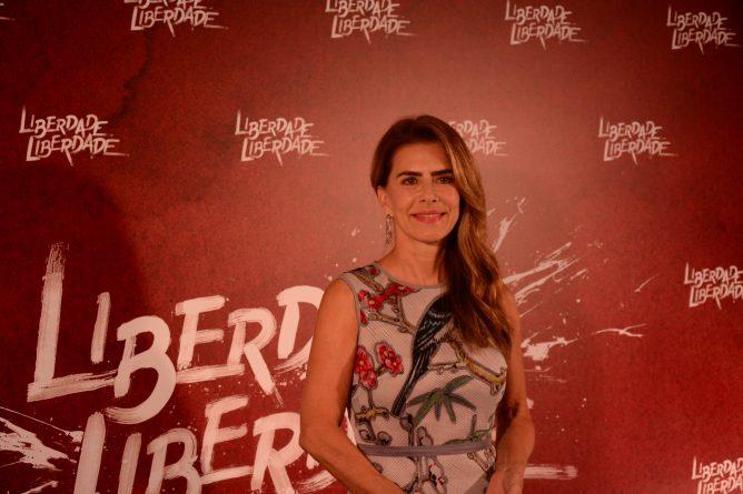 (Maitê Proença será Dionísia, irmã de Raposo/Foto: Paulo Carvalho/Bastidores Da TV)