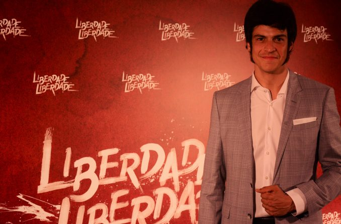 (Mateus Solano será José Maria Rubião, o vilão da nova novela/Foto: Paulo Carvalho)
