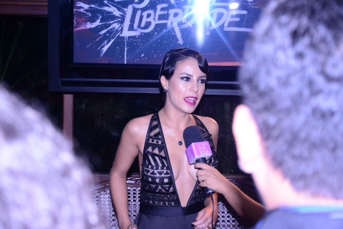 """(Andreia Horta será Joaquina/Rosa em """"Liberdade, Liberdade""""/Paulo Carvalho/Bastidores Da TV)"""