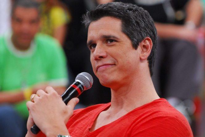 Márcio Garcia deve substituir Luciano Huck na Globo
