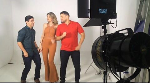 Foto: Yago Brandão, Thadna Azevedo e Aecio Macchi. Instagram/AecioMacchi