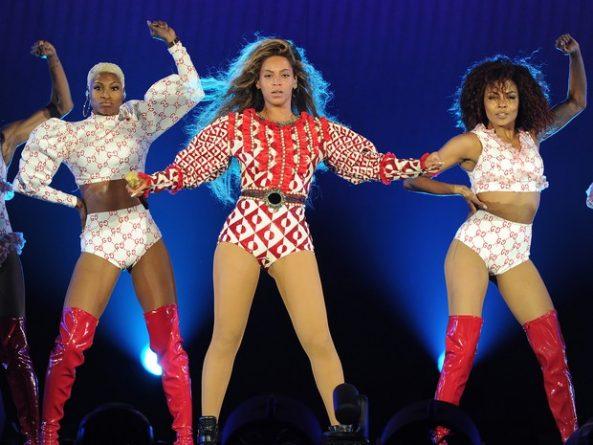 Beyoncé faz show em Miami, nos EUA. Foto: Frank Micelotta/Invision para Parkwood Entertainment/AP