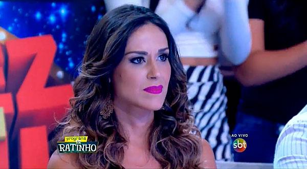 "SBT marca as gravações do ""Bake Off Brasil"" com Nadja Haddad"