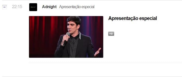 Adnight Globo