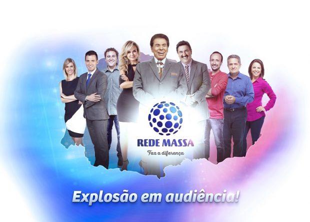 Apresentadores estaduais e Nacionais da Rede Massa