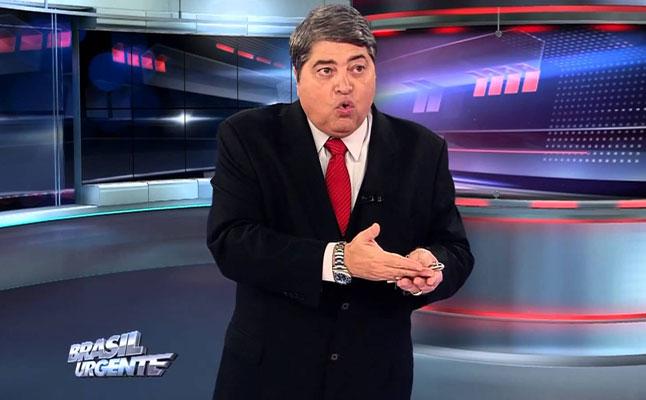 Datena será transformado em Silvio Santos na Band