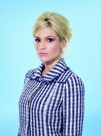 Flávia Alessandra é capa de agosto da revista Joyce Pascowitch (Foto: Maurício Nahas)