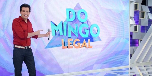 """Após 23 anos, SBT anuncia o fim do """"Domingo Legal"""""""