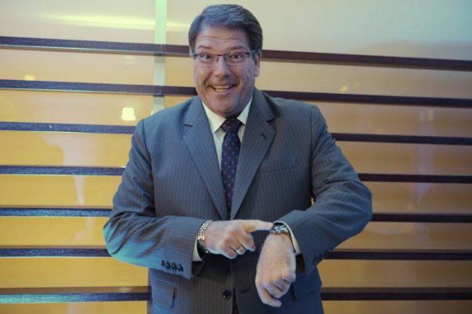 Luciano Faccioli retorna à TV no próximo dia 5 de março