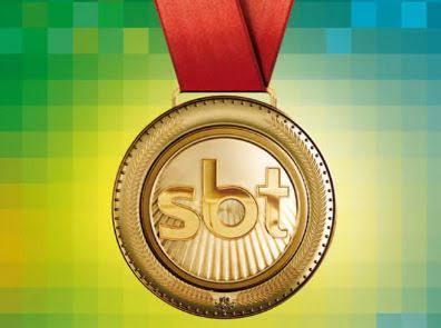 Nessas olimpíadas o SBT é medalha de ouro
