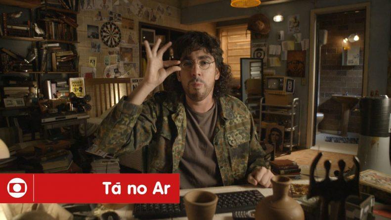 """Globo marca estreia do """"Tá no Ar"""""""