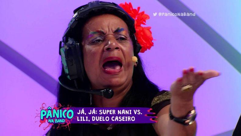 """Saiba o valor do cachê da Gaga de Ilhéus no """"Pânico na Band"""""""