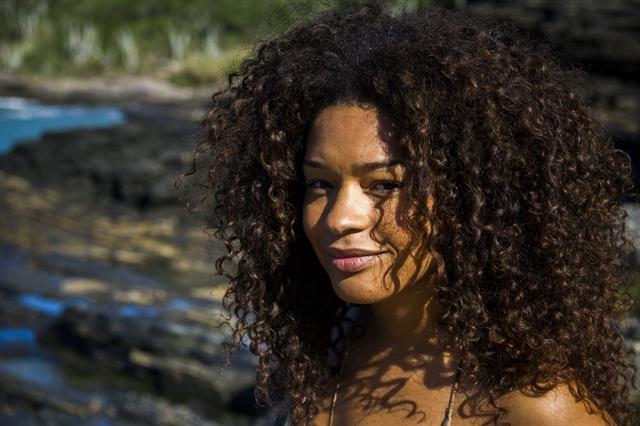 """Juliana Alves está no elenco da novela das seis """"Sol Nascente"""". Foto: Globo/João Miguel Junior"""