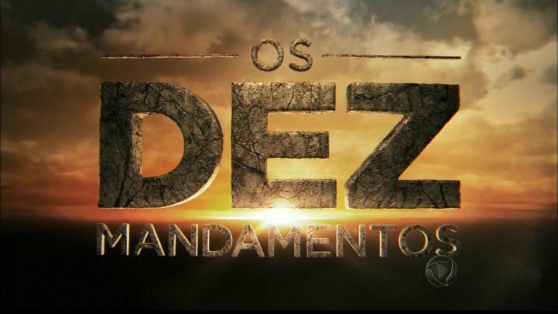 Audiência – Os Dez Mandamentos + SP Record + Belaventura – (25/07)