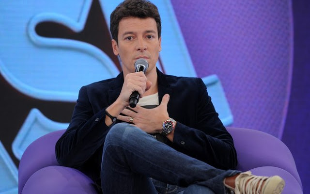 Rodrigo Faro quebra o silêncio após ser alvo de deboche em programa da Globo