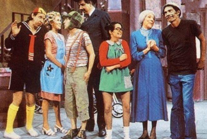 """""""Isso, isso, isso"""": Em 1984, Chaves estreava no SBT e abria parceria com a Televisa."""