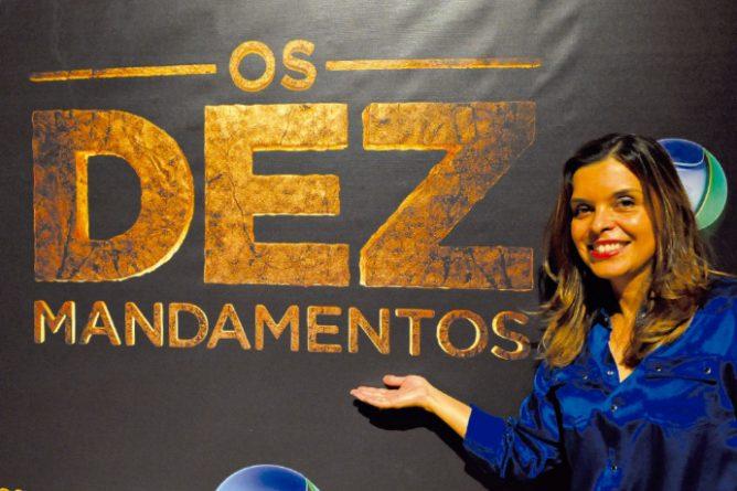 A autora Vivian de Oliveira. Foto: Reprodução