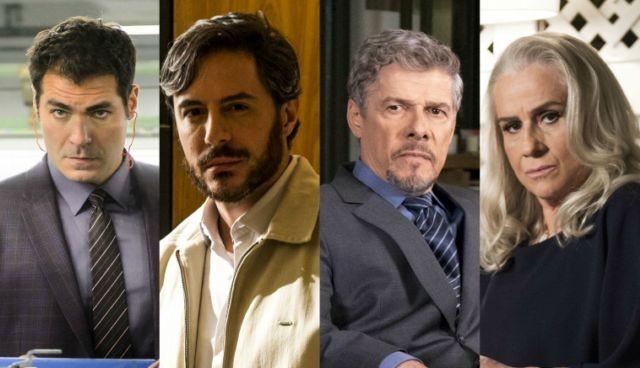 (Fotos: TV Globo/Reprodução)