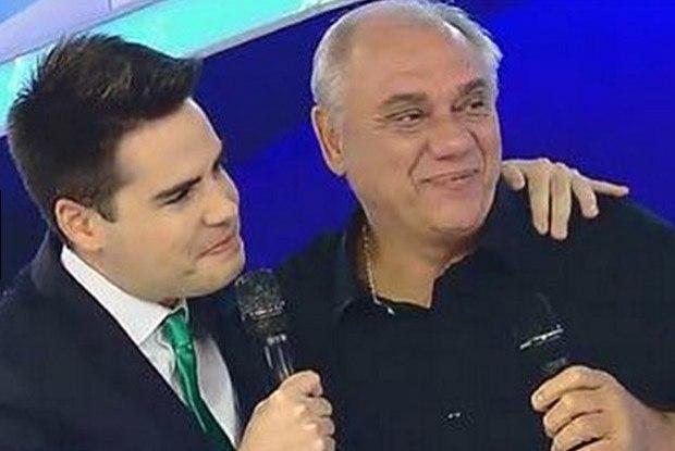 Bacci e Rezende - Amigos e colegas de Record estão em disputa entre Record e SBT