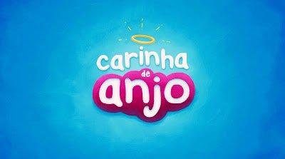 Logo oficial de Carinha de Anjo