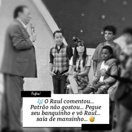 Anúncio da saída de Raul Gil do SBT, após seis anis, nesta sexta (11), quebrou a internet com memes e comentários.