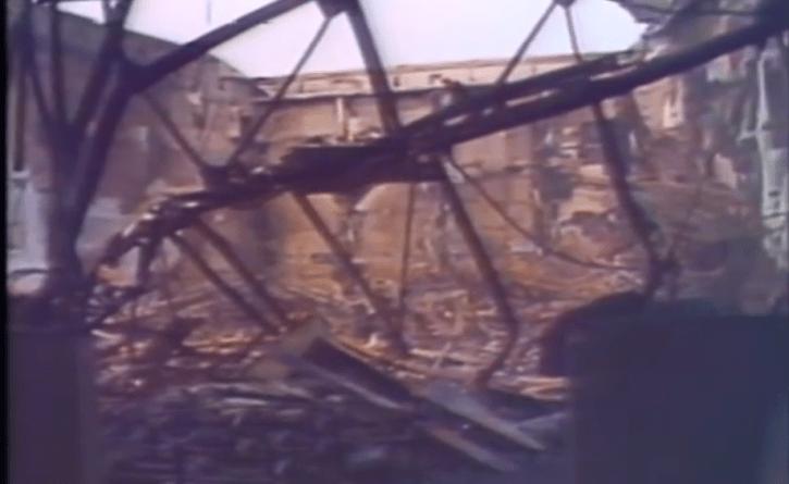 Em 1978, um incêndio destruiu os estúdios paulistas da TVS do Rio. Emissora se tornaria SBT, anos depois, com a concessão do canal 4, de SP.
