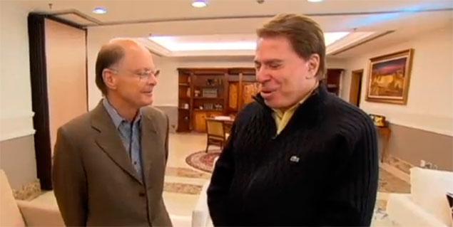 Silvio Santos e Edir Macedo viraram concorrentes na década de 90. Guerra entre os dois deu lugar a trégua. A paz pode acabar?