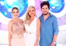 "Thaeme &Thiago e Naiara Azevedo participam do programa ""Eliana"" neste domingo (4)"