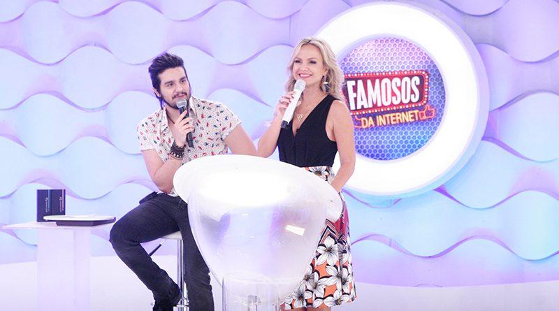 """Luan Santana é o convidado especial do programa """"Eliana"""" neste domingo (11)"""