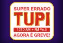 Super Rádio Tupi é paralisada após 18 meses de salários atrasados