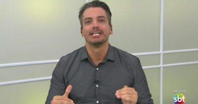 Léo Dias desabafa sobre veto da Rede Record