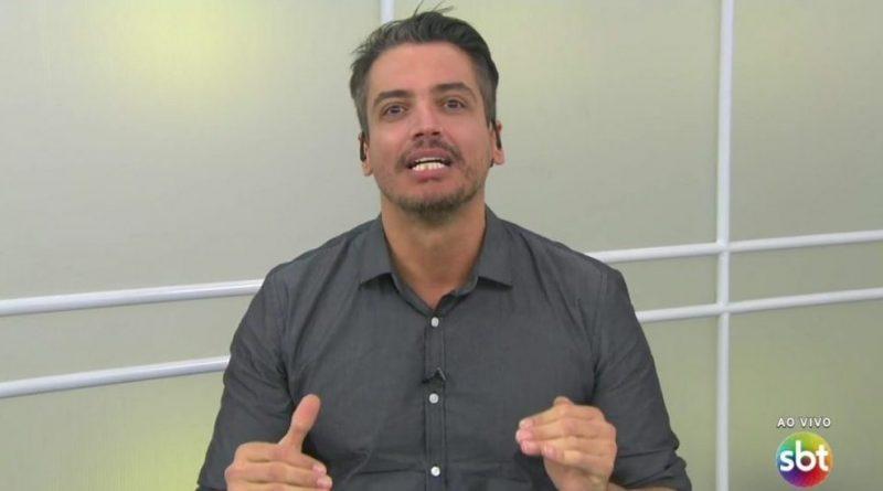 Leo Dias sofre grave acidente de carro no Rio de Janeiro