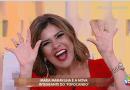 """Mara Maravilha garante: """"O Fofocando não vai acabar"""""""