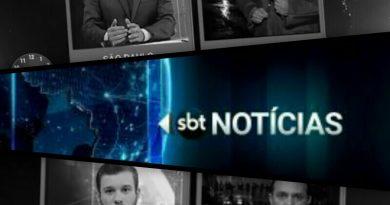 """""""SBT Notícias"""" completa 100 edições ao vivo, com liderança e grandes furos jornalísticos"""