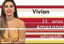 """Conheça Vivian Amorim, uma das participantes do """"BBB 17"""""""